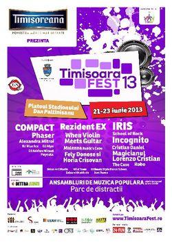 Concert Rezident Ex pe 22 iunie la Timisoara