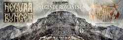 Turneu Negura Bunget: Legende Romanesti pe 3 Decembrie, in Fagaras, in Cover Club