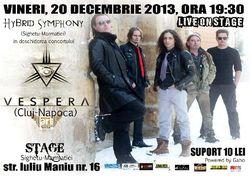 Concert Vespera la Stage Pub din Sighetul Marmatiei