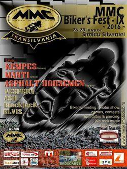 MMC Biker's Fest IX 2016