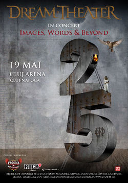 Concertul Dream Theater de la Cluj se muta in incinta Cluj Arena