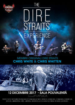 Concert Dire Straits pe 12 decembrie la Cluj-Napoca