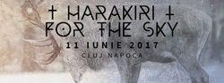 Concert Harakiri for the Sky si Perihelion pe 11 iunie in Flying Circus