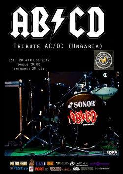 Tribute AC/DC cu maghiarii de la AB/CD in Brasov