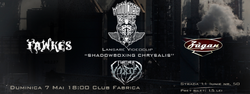 Mindcage Escape lanseaza videoclipul 'Shadowboxing Chrysalis' in club B52 pe 7 mai