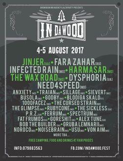 In Da Wood 2017: 4-6 august in Moldova
