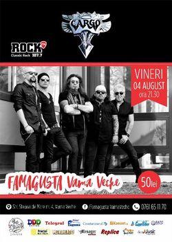 Concert Cargo si Bucium la Famagusta, Vama Veche