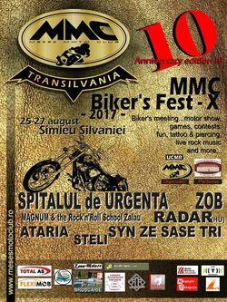 MMC Biker's Fest X 2017