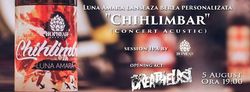 Luna Amara lanseaza berea 'Chihlimbar' printr-un concert in Quantic pe 5 august