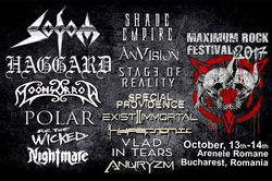 Maximum Rock Festival revine cu o noua editie in 2017