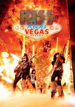 KISS Rocks Vegas se vede la Happy Cinema Bucuresti