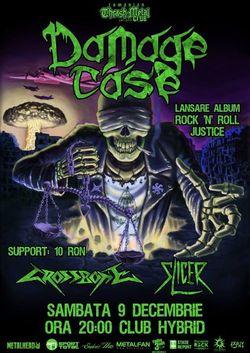 Damage Case lanseaza albumul de debut in club Hybrid