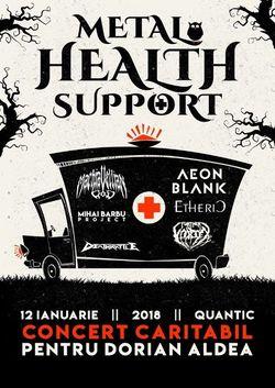 Pe 12 Ianuarie, Quantic te invita la un concert caritabil, in memoriam Dorian Aldea.