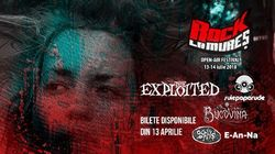 The Exploited si multi altii la Rock la Mures pe 13 si 14 Iulie in Periam
