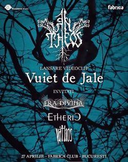 An Theos lanseaza videoclipul 'Vuiet de Jale' pe 27 Aprilie in Fabrica