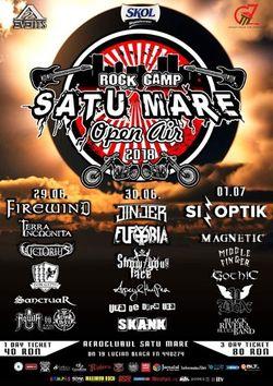 Rock Camp la Satu Mare, 29 iunie - 1 iulie