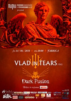 Concert Vlad in Tears si Dark Fusion