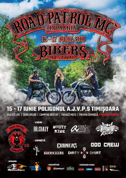 Road Patrol MC Romania prezinta Bikers Fest!