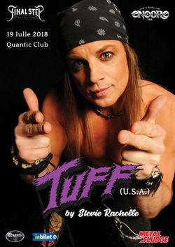 TUFF live in Quantic Open Air!