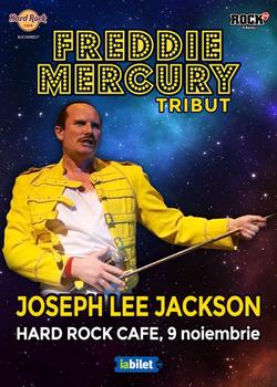 Tribut Freddie Mercury in Hard Rock Cafe!