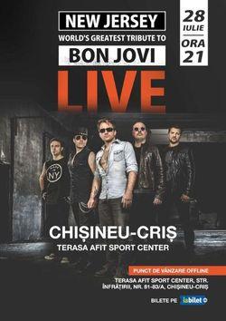Tribut Bon Jovi - New Jersey Live in Chisineu-Cris!