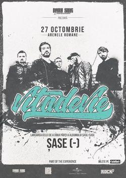 Vita de Vie lansare SASE (-), cea de a doua parte a albumului Sase/Sase