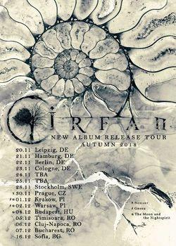 Turneu Irfan in luna decembrie