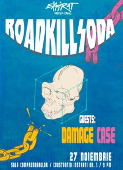 RoadkillSoda si Damage Case in Expirat pe 27 Noiembrie