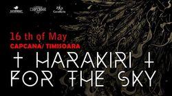 Harakiri for the Sky canta in Timisoara pe 16 mai