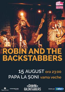 Robin and the Backstabbers canta la Papa La Soni