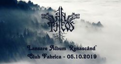 An Theos - Lansare Album