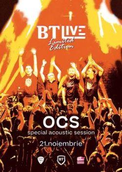 Omul cu obolani - Acoustic Show / BTLive Limited Edition in Club Control