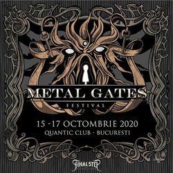 Metal Gates Festival 2020 in perioada 15-17 Octombrie in Quantic