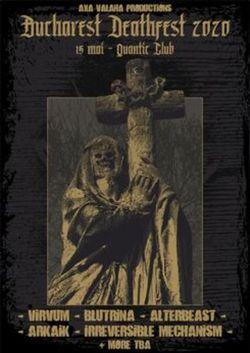 Bucharest Deathfest 2020 - Beheaded, Virvum + more