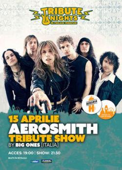 Aerosmith Crazy Show @ Tribute Nights la Beraria H