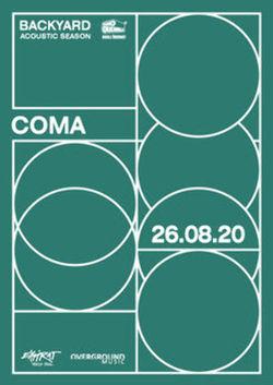 Coma - Backyard Acoustic Season 2020