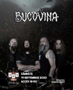 Concert Bucovina pe 19 septembrie la Rasnov