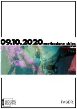 Methadone Skies live la Faber din Timisoara