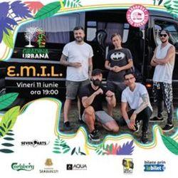 Concert E.M.I.L. in the Garden