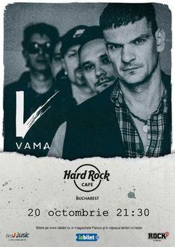 Concert Vama pe 20 octombrie 2021