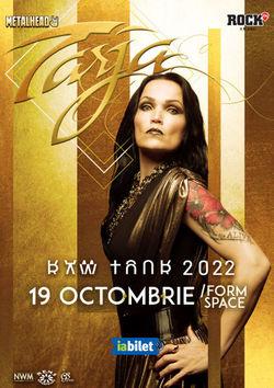 TARJA in concert la Cluj-Napoca pe 19 Octombrie 2022