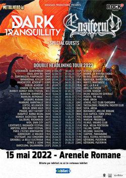 Dark Tranquillity si Ensiferum canta la Bucuresti