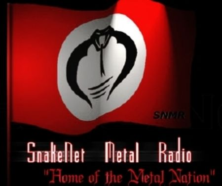 SnakeNet Metal Radio