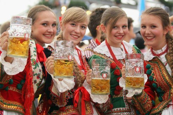 Простые немцы за мир