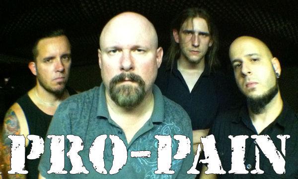 Afbeeldingsresultaat voor Pro-Pain band pictures