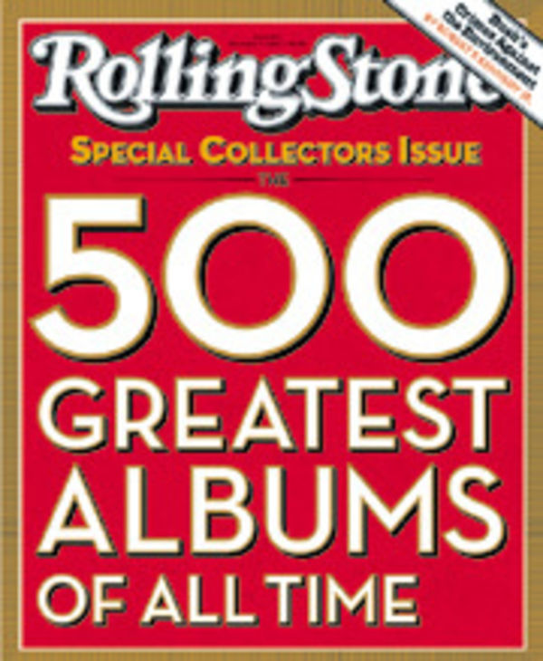 The Top 100 Albums of All Time: A Musical History