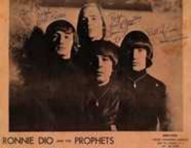 Poze Poze Dio - dio&the prophets