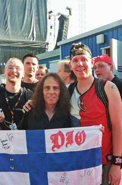Poze Poze Dio - dio &the fans
