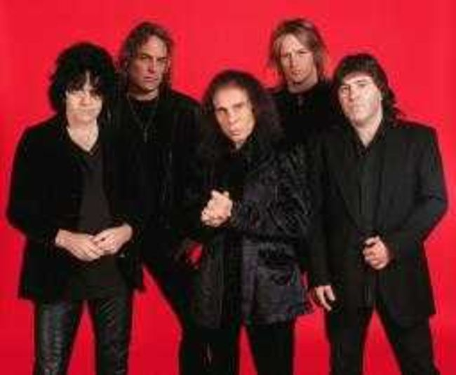 Poze Poze Dio - dio band