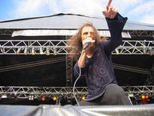 Poze Poze Dio - dio live Tuska